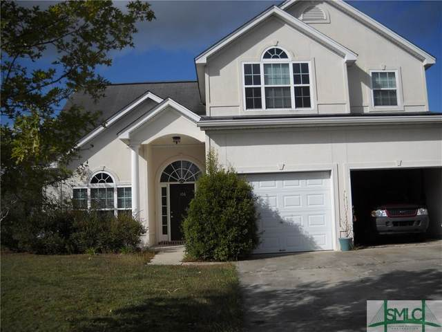106 Willow Point Circle, Savannah, GA 31407 (MLS #248692) :: The Arlow Real Estate Group