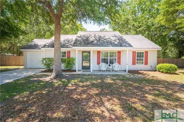 331 Barrister Circle, Guyton, GA 31312 (MLS #248697) :: The Arlow Real Estate Group