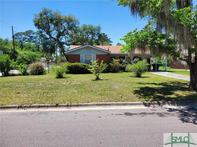 5021 Greenway Lane, Savannah, GA 31404 (MLS #248707) :: The Arlow Real Estate Group