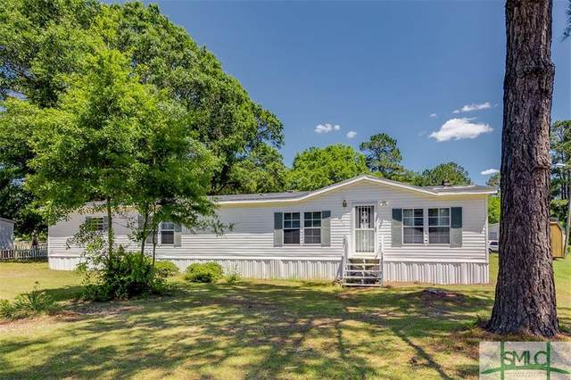406 Hummingbird Lane, Springfield, GA 31329 (MLS #248709) :: The Arlow Real Estate Group
