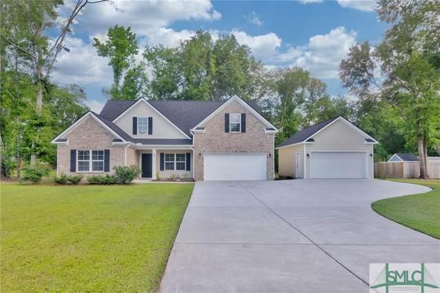 604 Bledsoe Drive, Guyton, GA 31312 (MLS #248710) :: Keller Williams Coastal Area Partners