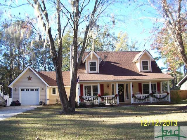 55 Miner Drive, Richmond Hill, GA 31324 (MLS #248718) :: Team Kristin Brown | Keller Williams Coastal Area Partners