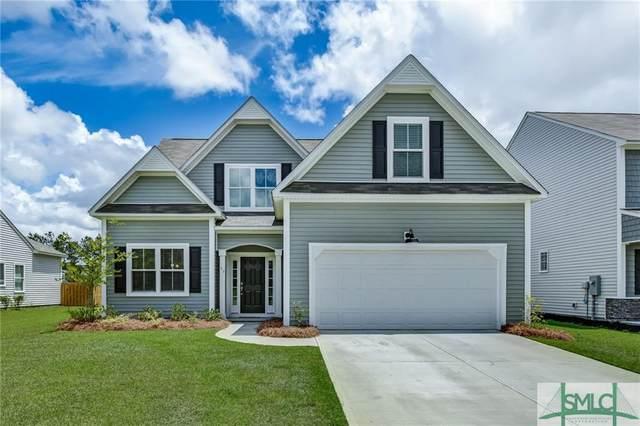 37 Henslow Field Road, Savannah, GA 31419 (MLS #248727) :: Keller Williams Realty-CAP