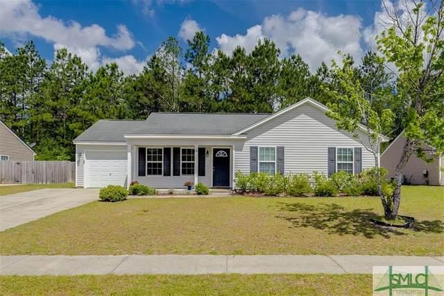 128 Willow Drive, Guyton, GA 31312 (MLS #248746) :: Keller Williams Coastal Area Partners