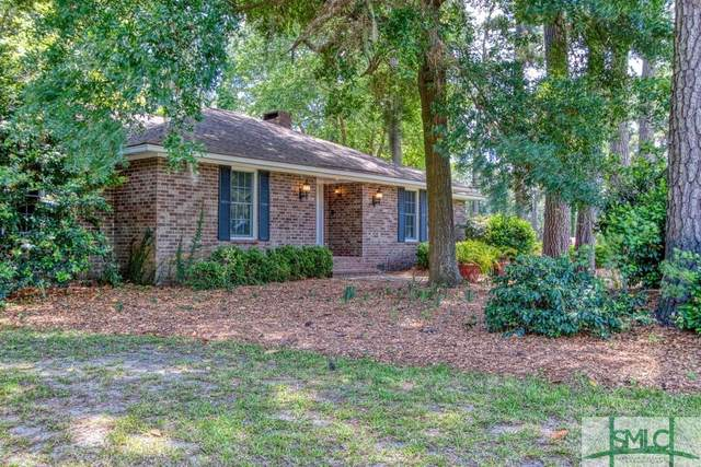 402 Cove View Drive, Savannah, GA 31406 (MLS #248752) :: Luxe Real Estate Services