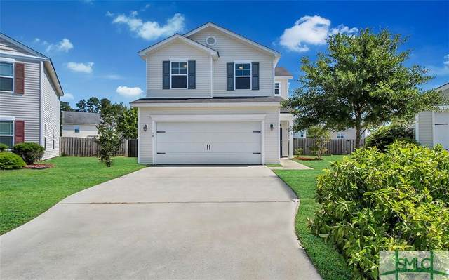 14 Spring Lakes Circle, Savannah, GA 31407 (MLS #248760) :: Luxe Real Estate Services
