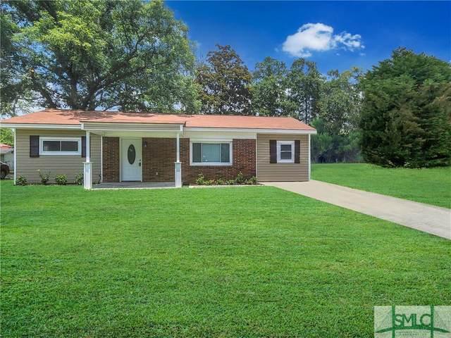217 Chatham Villa Drive, Garden City, GA 31408 (MLS #248781) :: Teresa Cowart Team