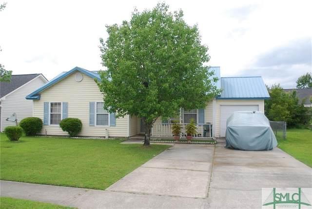 136 Berwick Lakes Boulevard, Pooler, GA 31322 (MLS #248796) :: The Arlow Real Estate Group
