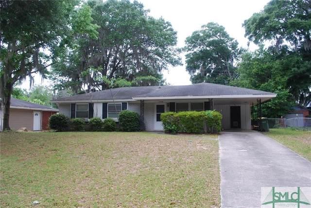 11603 Colleen Drive, Savannah, GA 31419 (MLS #248799) :: Coastal Savannah Homes