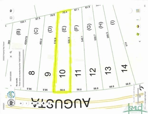 0 Hwy 21 Highway, Port Wentworth, GA 31407 (MLS #248802) :: The Arlow Real Estate Group