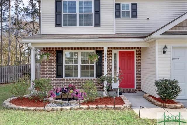 104 Lynwood Lane, Springfield, GA 31329 (MLS #248809) :: Heather Murphy Real Estate Group
