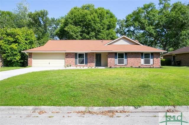 10429 Gray Fox Way, Savannah, GA 31406 (MLS #248810) :: Keller Williams Realty-CAP