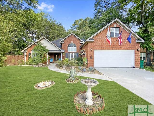 114 Chalice Way, Savannah, GA 31419 (MLS #248831) :: Luxe Real Estate Services