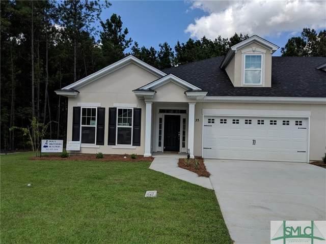 12 Scarlet Maple Lane, Savannah, GA 31419 (MLS #248838) :: Keller Williams Realty-CAP
