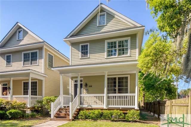 208 W 36Th Street, Savannah, GA 31401 (MLS #248842) :: Coldwell Banker Access Realty
