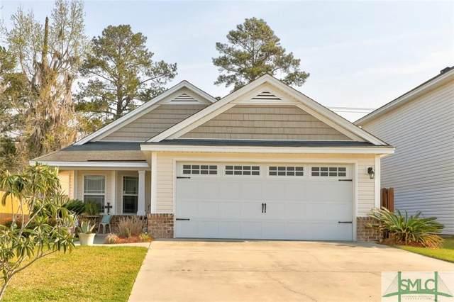 163 Fox Glen Court, Port Wentworth, GA 31407 (MLS #248858) :: Keller Williams Realty-CAP