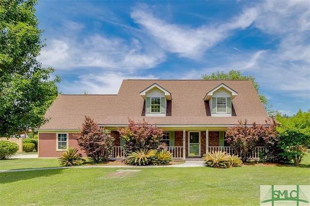 3796 Ga Highway 119 Highway S, Guyton, GA 31312 (MLS #248860) :: Heather Murphy Real Estate Group