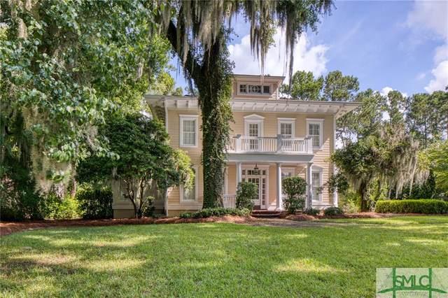 22 Bartow Point Drive, Savannah, GA 31404 (MLS #248861) :: Keller Williams Realty-CAP