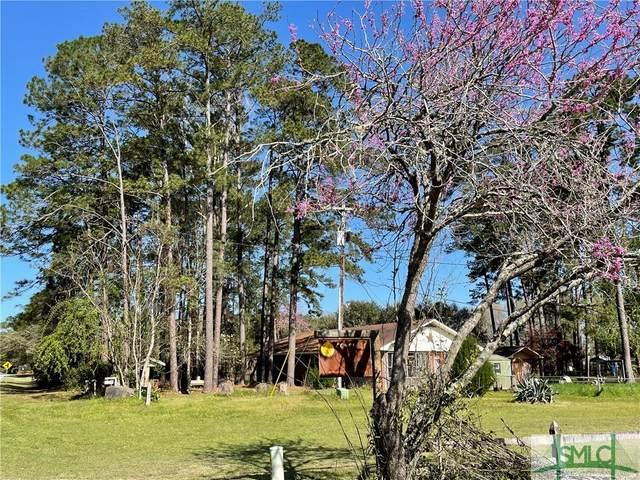 5021 Wilma Edwards Road, Ellabell, GA 31308 (MLS #248868) :: Bocook Realty