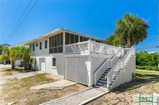 8 10th Place, Tybee Island, GA 31328 (MLS #248875) :: Heather Murphy Real Estate Group