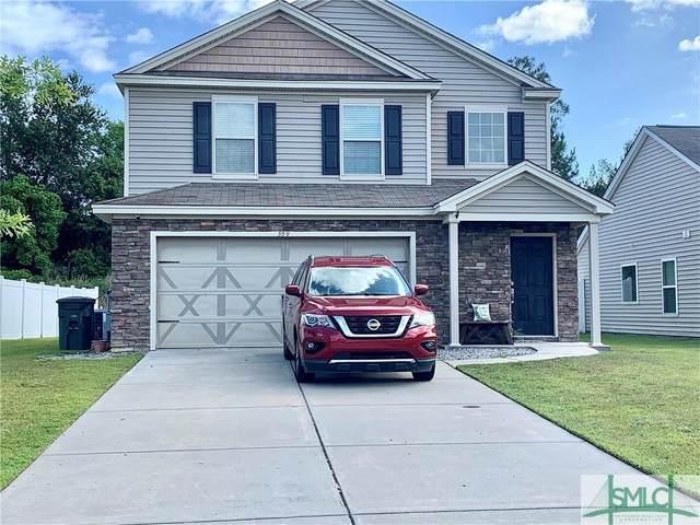 309 Connor Court, Hinesville, GA 31313 (MLS #248881) :: Keller Williams Coastal Area Partners