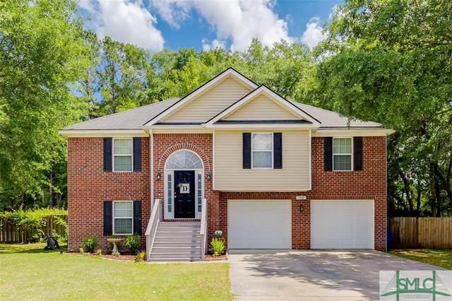 148 Ridgewood Circle, Rincon, GA 31326 (MLS #248900) :: Keller Williams Realty-CAP
