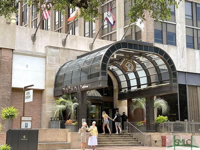 300 Bull Street #506, Savannah, GA 31401 (MLS #248910) :: Luxe Real Estate Services