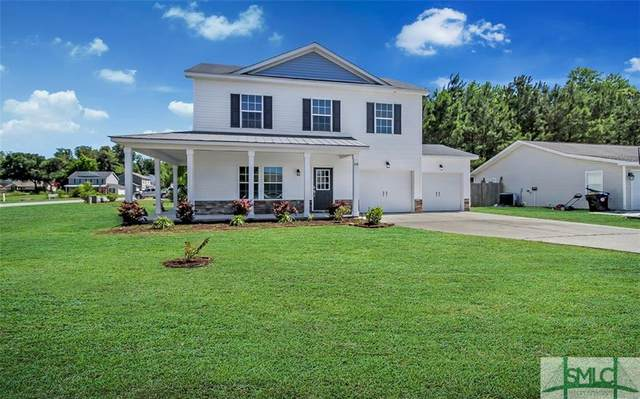 29 Wintergreen Drive, Beaufort, SC 29906 (MLS #248913) :: Coldwell Banker Access Realty