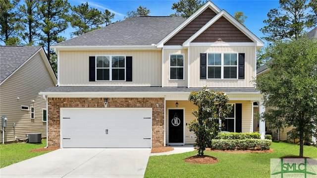 128 Laguna Way, Savannah, GA 31405 (MLS #248916) :: Keller Williams Realty-CAP