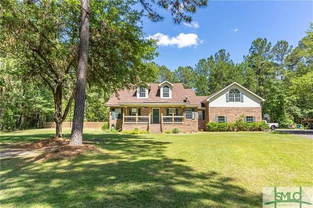 909 Sand Hill Road, Guyton, GA 31312 (MLS #248946) :: Coastal Savannah Homes