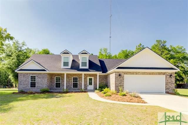 102 Wilson Circle, Springfield, GA 31329 (MLS #248988) :: Keller Williams Coastal Area Partners