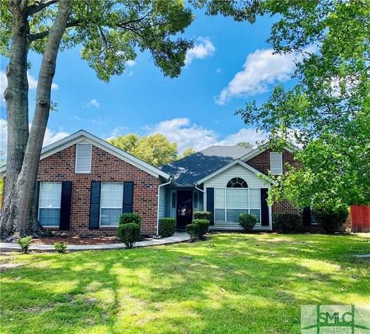 43 Teal Lake Drive, Richmond Hill, GA 31324 (MLS #249010) :: Keller Williams Realty-CAP