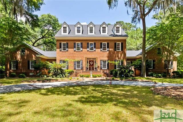 18 Shellworth Crossing, Savannah, GA 31411 (MLS #249028) :: The Arlow Real Estate Group