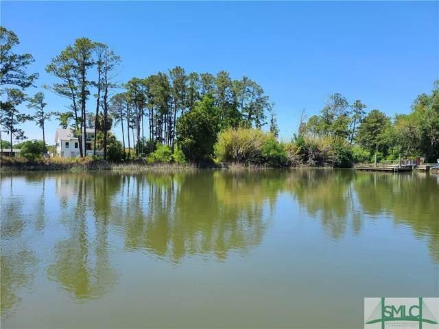 105 Newbridge Road, Savannah, GA 31404 (MLS #249032) :: Keller Williams Coastal Area Partners