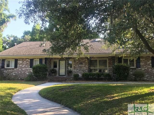1414 Bacon Park Drive, Savannah, GA 31406 (MLS #249042) :: Teresa Cowart Team