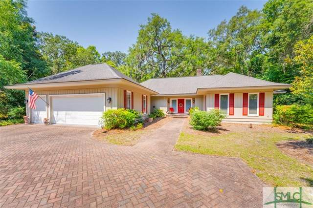2 Raintree Lane, Savannah, GA 31411 (MLS #249043) :: The Arlow Real Estate Group