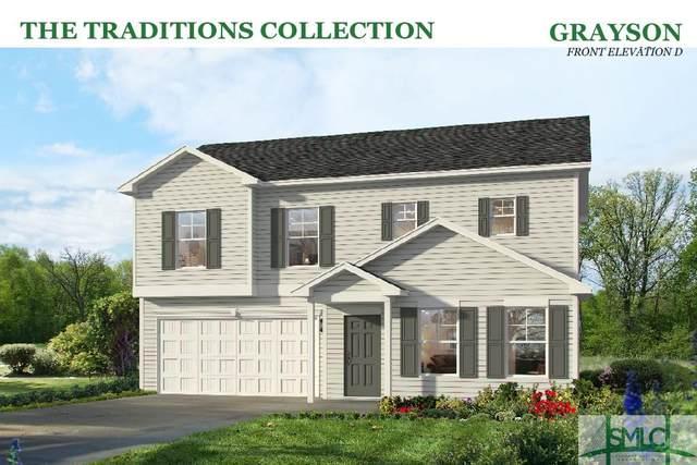 11 Marsh Salt Lane, Port Wentworth, GA 31407 (MLS #249046) :: The Arlow Real Estate Group