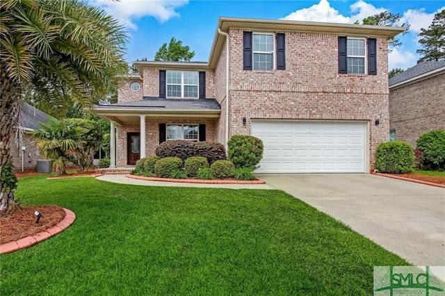 23 Winslow Circle, Savannah, GA 31407 (MLS #249058) :: Keller Williams Realty-CAP