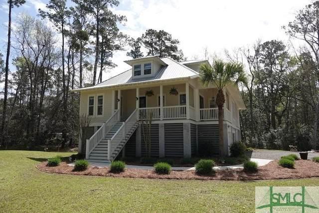 1017 St. Catherine Court, Townsend, GA 31331 (MLS #249059) :: Keller Williams Coastal Area Partners