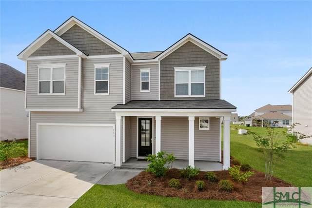 111 Bushwood Drive, Savannah, GA 31407 (MLS #249060) :: Keller Williams Realty-CAP