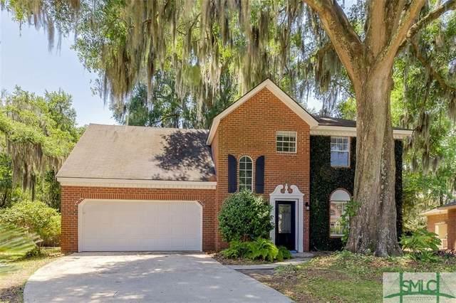33 River Bluff Drive, Savannah, GA 31406 (MLS #249061) :: Teresa Cowart Team