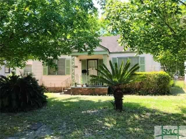2321 E 41st Street, Savannah, GA 31404 (MLS #249062) :: The Arlow Real Estate Group