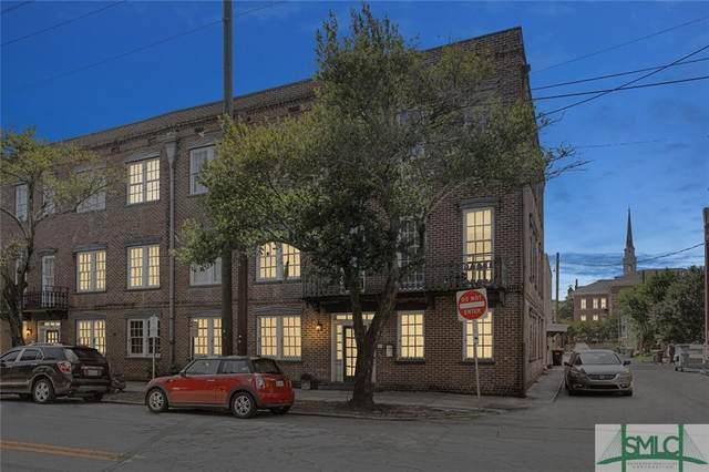 217 Abercorn Street B1, Savannah, GA 31401 (MLS #249070) :: Keller Williams Coastal Area Partners