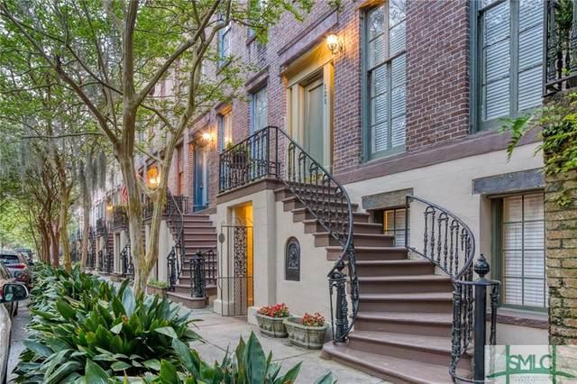 113 W Gordon Street, Savannah, GA 31401 (MLS #249096) :: Keller Williams Realty-CAP