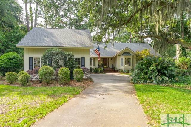 31 Sweetgum Crossing, Savannah, GA 31411 (MLS #249100) :: Coldwell Banker Access Realty