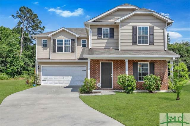 134 Ristona Drive, Savannah, GA 31419 (MLS #249125) :: Keller Williams Coastal Area Partners