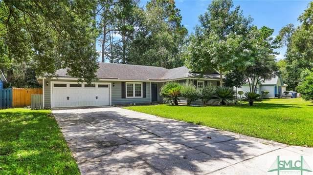 83 Red Fox Drive, Savannah, GA 31419 (MLS #249131) :: The Allen Real Estate Group
