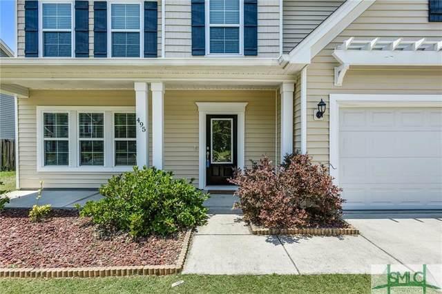 495 Stonebridge Circle, Savannah, GA 31419 (MLS #249134) :: Keller Williams Realty-CAP