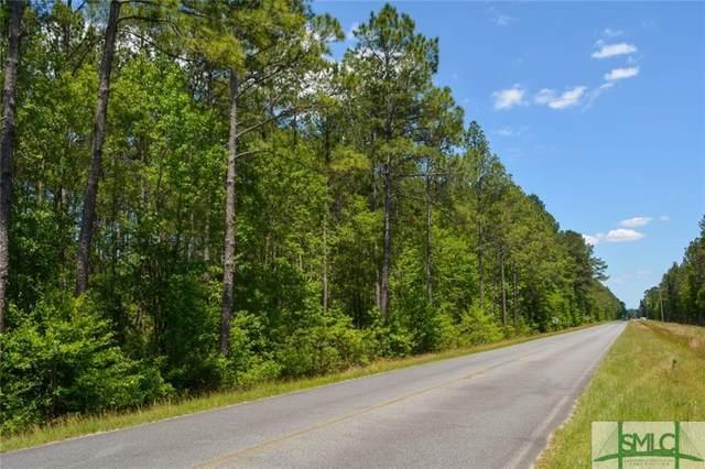 0 Shawnee Egypt Road, Guyton, GA 31312 (MLS #249145) :: The Hilliard Group
