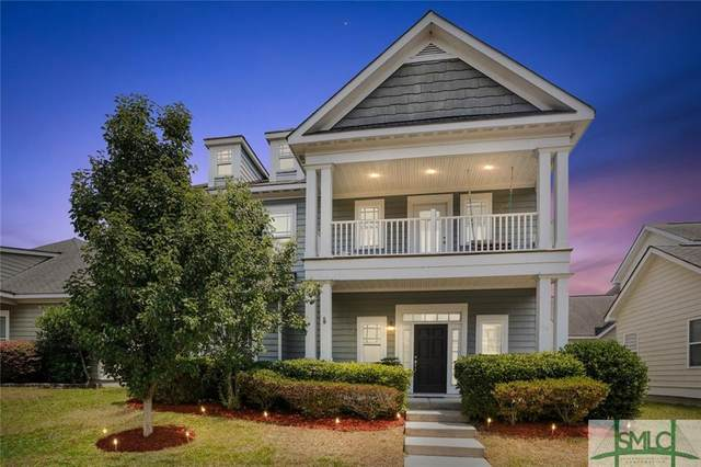 225 Clearwater Circle, Port Wentworth, GA 31407 (MLS #249159) :: The Hilliard Group